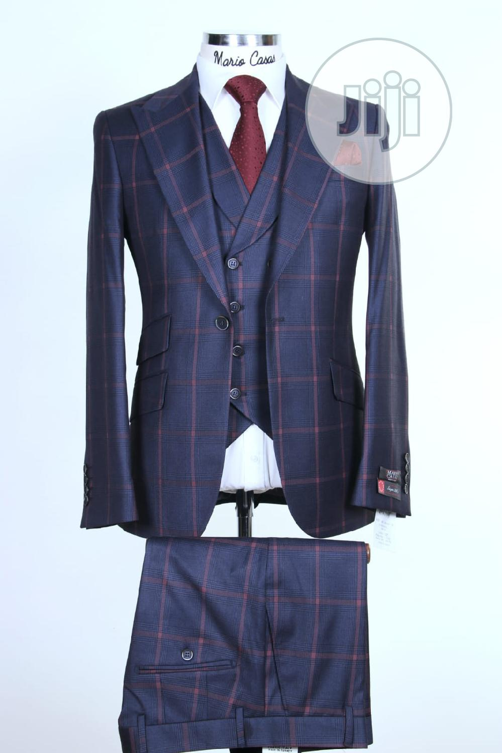 Archive: Turkish Checkers Men Suit