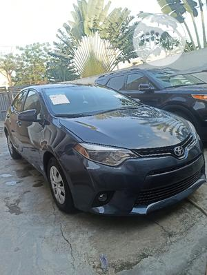 Toyota Corolla 2016 Blue   Cars for sale in Abuja (FCT) State, Idu Industrial