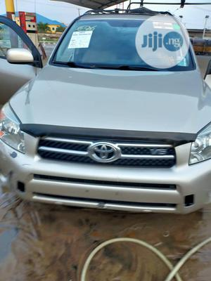 Toyota RAV4 2008 Limited V6 4x4 Gold | Cars for sale in Lagos State, Isolo