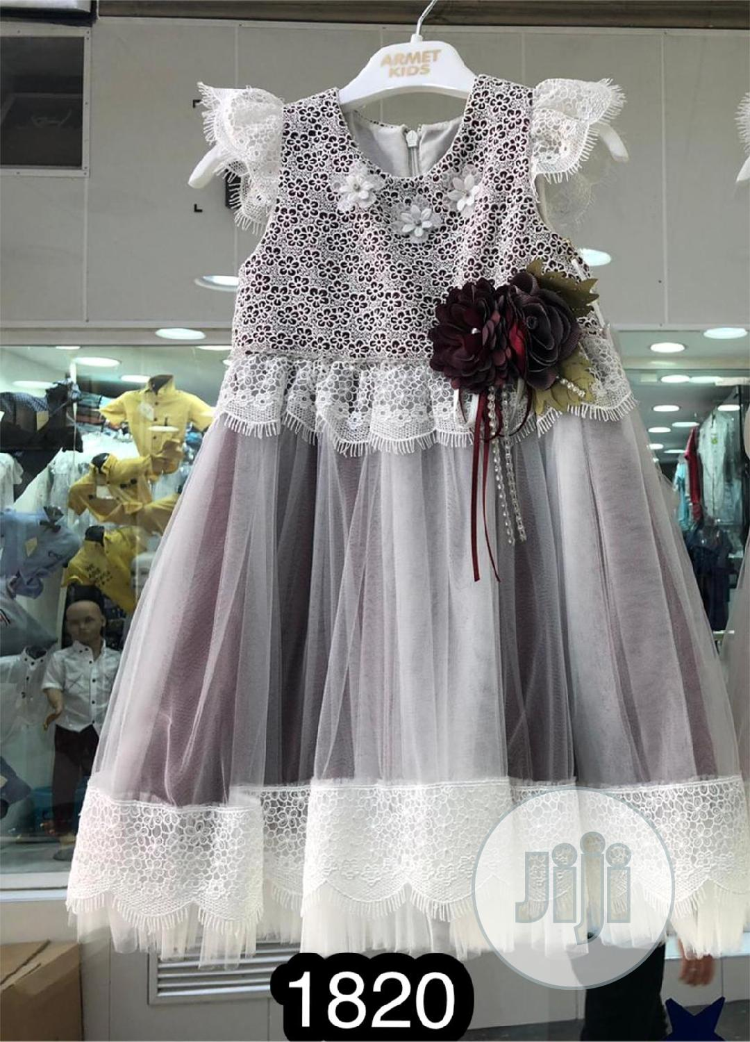 Archive: New Quality Design Girls Ball Gown