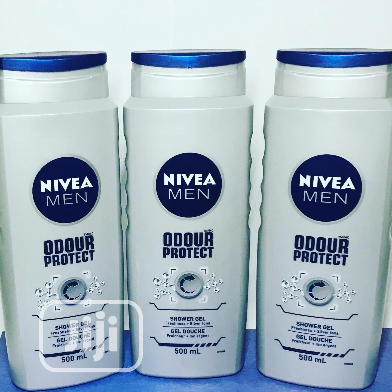 Nivea Men Shower Gel 500ml