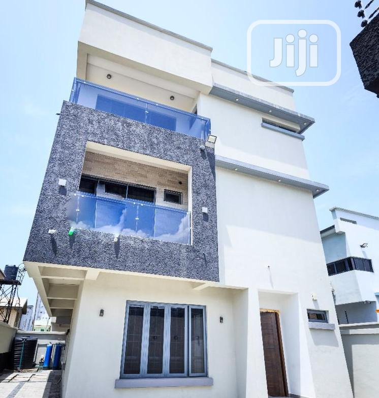 5 Bedroom Fully Detached Duplex | Houses & Apartments For Sale for sale in Lekki Phase 1, Lekki, Nigeria