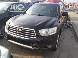 Toyota Highlander 2008 Limited Black | Cars for sale in Lagos State, Apapa