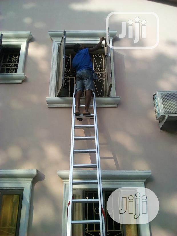 Archive: Cleaning, Fumigation And Polishing Of All Tils.