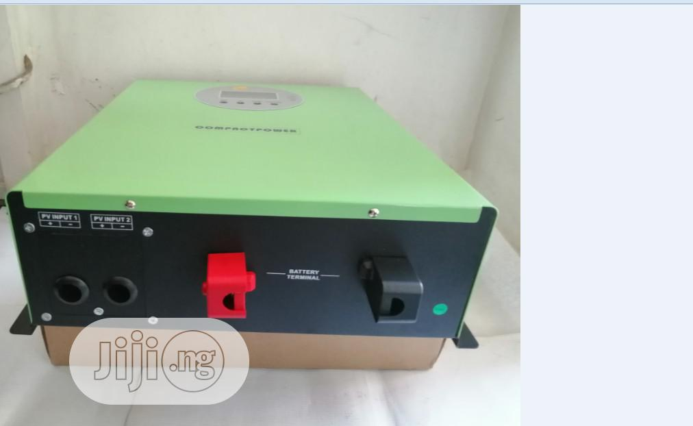 100amps MPPT 48v/36v/24v/12v MPPT Charge Controller Voc 150V | Solar Energy for sale in Isolo, Lagos State, Nigeria