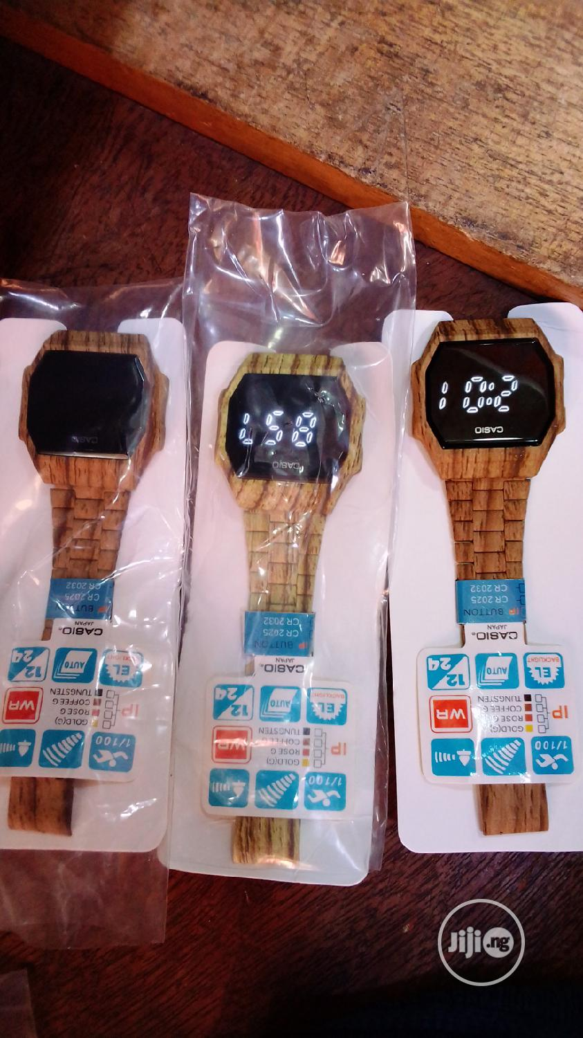 Casio Screen Touch Watch | Watches for sale in Ikeja, Lagos State, Nigeria