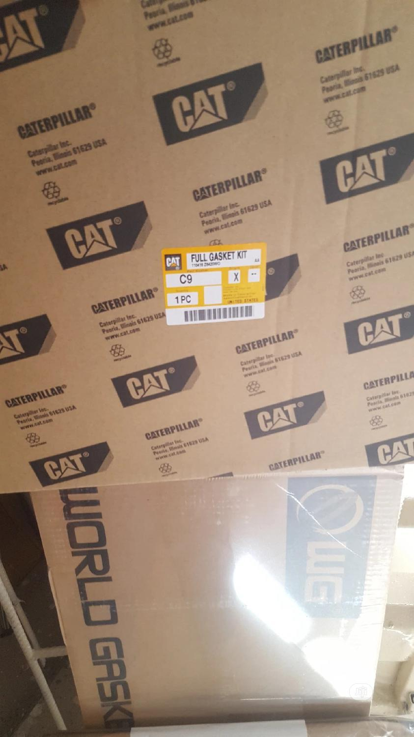Top Gasket Part C9 Cat For All Caterpillar For Sale In Lagos