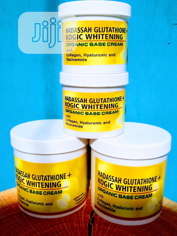 Archive: Organic Whitening Base Cream