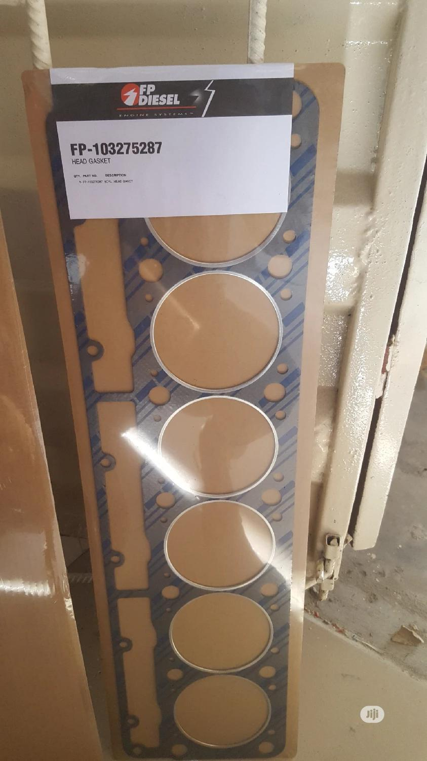 Top Gasket Part 103275287 (Fp) For All Caterpillar. Lagos