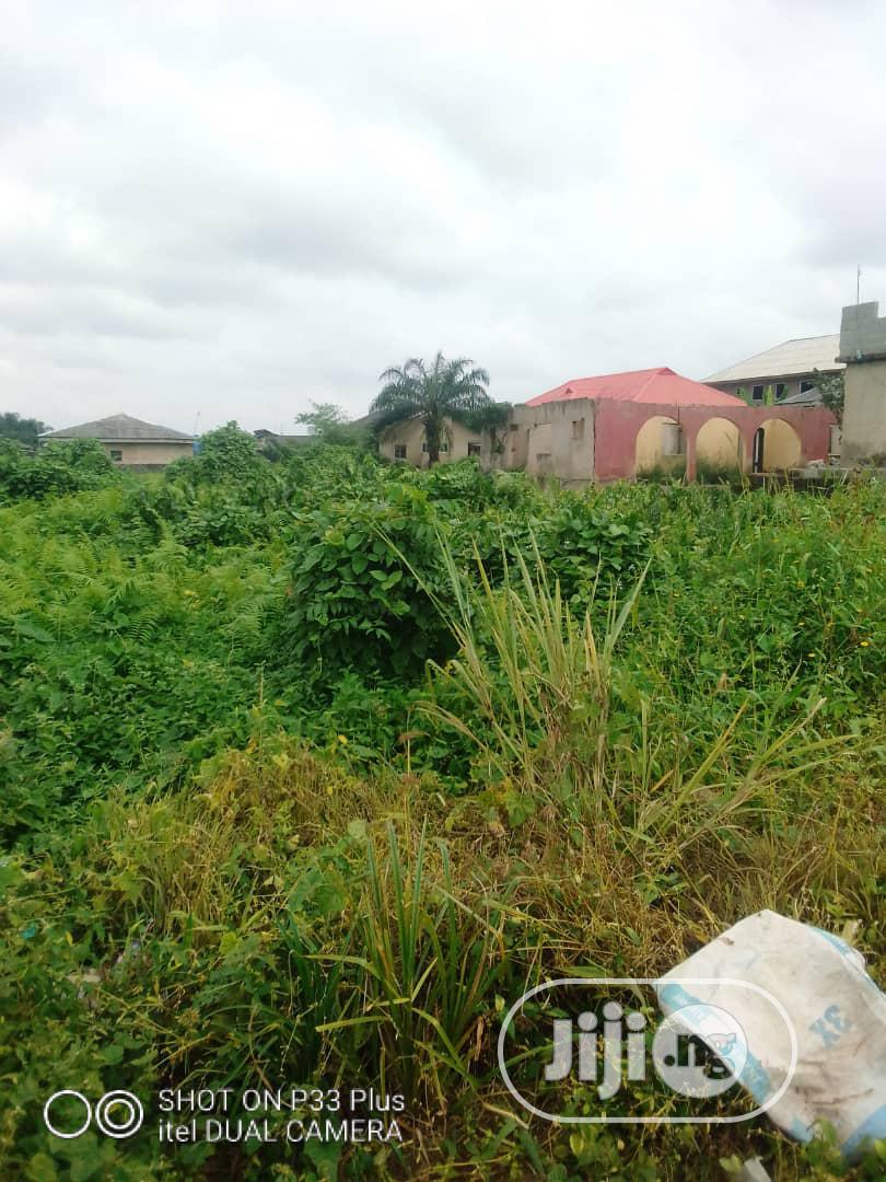 For Sale Full Plot of Land at Ikola Command Area.