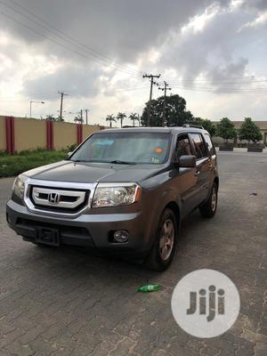 Honda Pilot 2011 Gray   Cars for sale in Lagos State, Ikeja