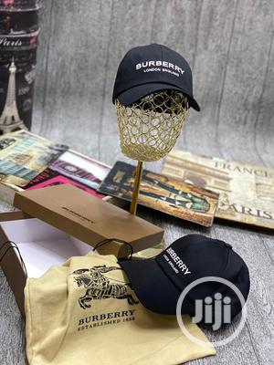 Top Quality Burberry Cap | Clothing Accessories for sale in Lagos State, Magodo