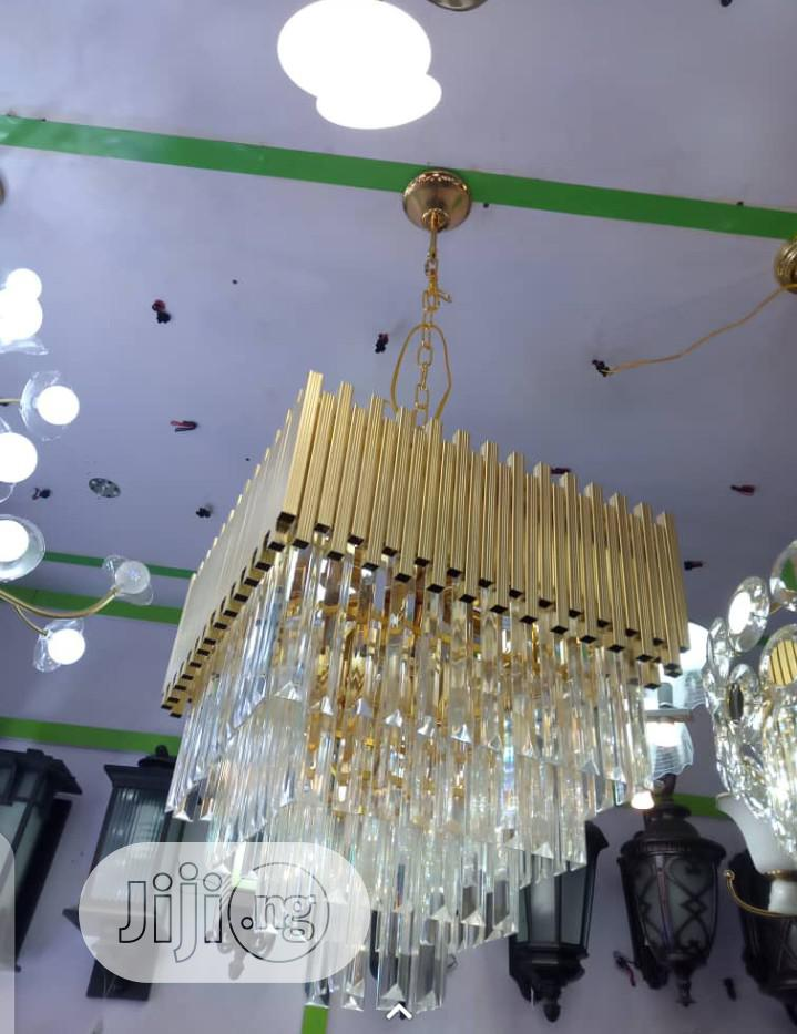 Quality Crystal Chandelier Light