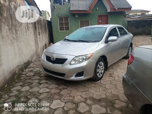 Toyota Corolla 2010 Silver | Cars for sale in Lagos State, Abule Egba