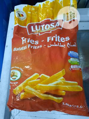 Lutosa French Fries Potato Chips - 2.5kg   Meals & Drinks for sale in Lagos State, Surulere
