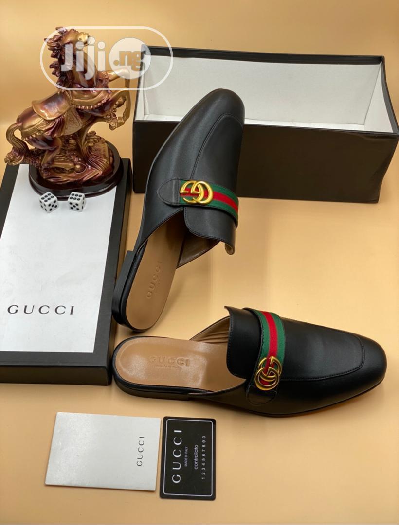 Gucci Men Luxury Half Shoes | Shoes for sale in Lagos Island (Eko), Lagos State, Nigeria