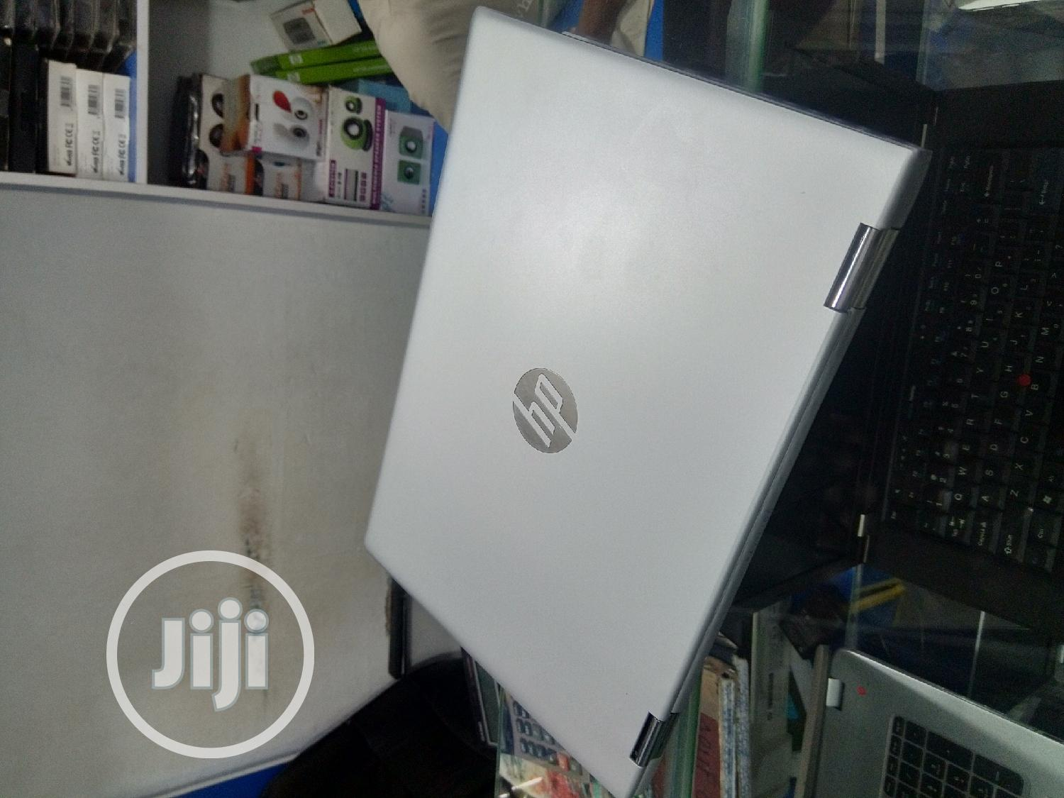 Laptop HP Pavilion X360 14 8GB Intel Core I3 HDD 500GB | Laptops & Computers for sale in Garki 1, Abuja (FCT) State, Nigeria