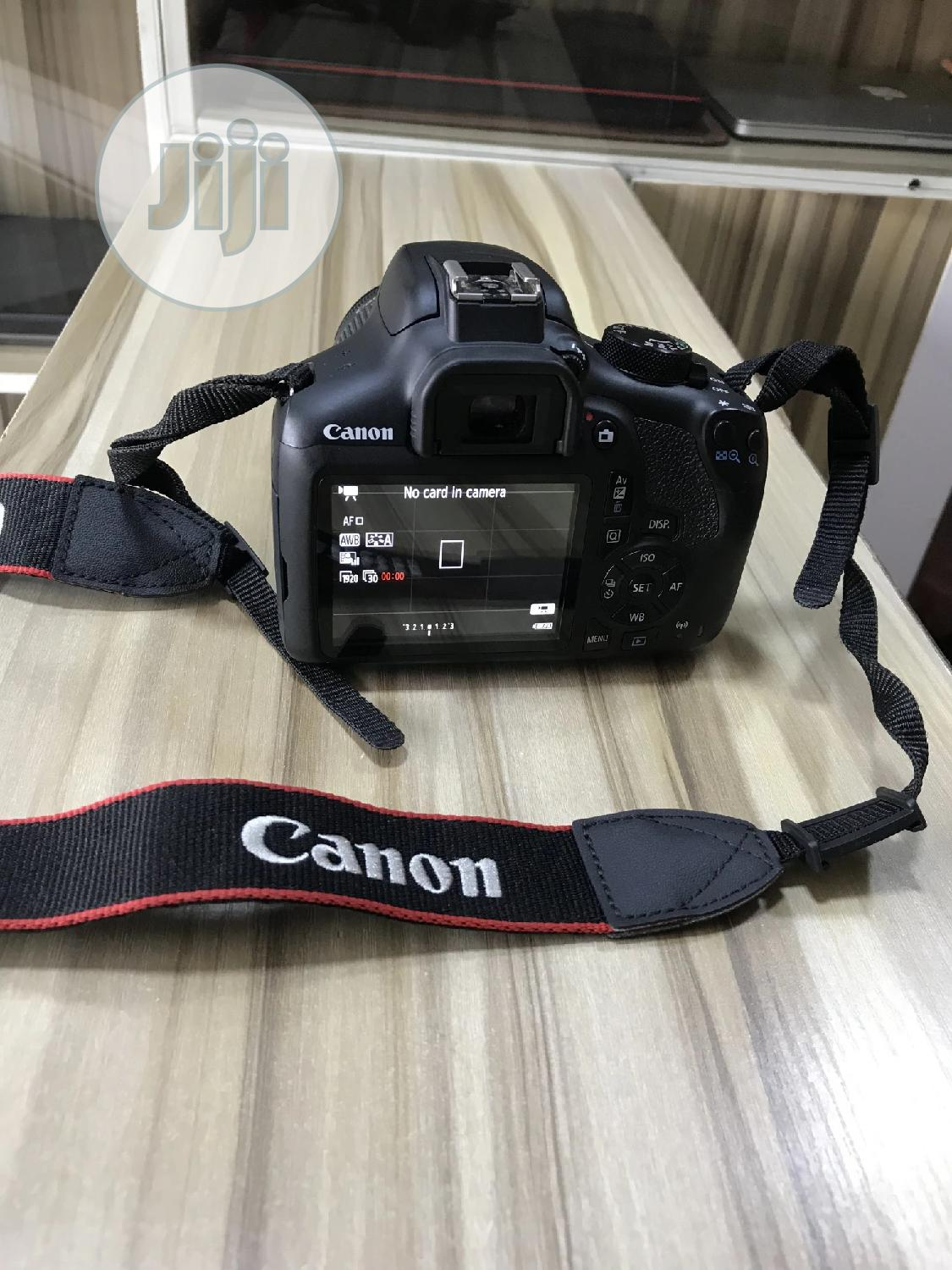 Canon EOS 80D | Photo & Video Cameras for sale in Ikeja, Lagos State, Nigeria