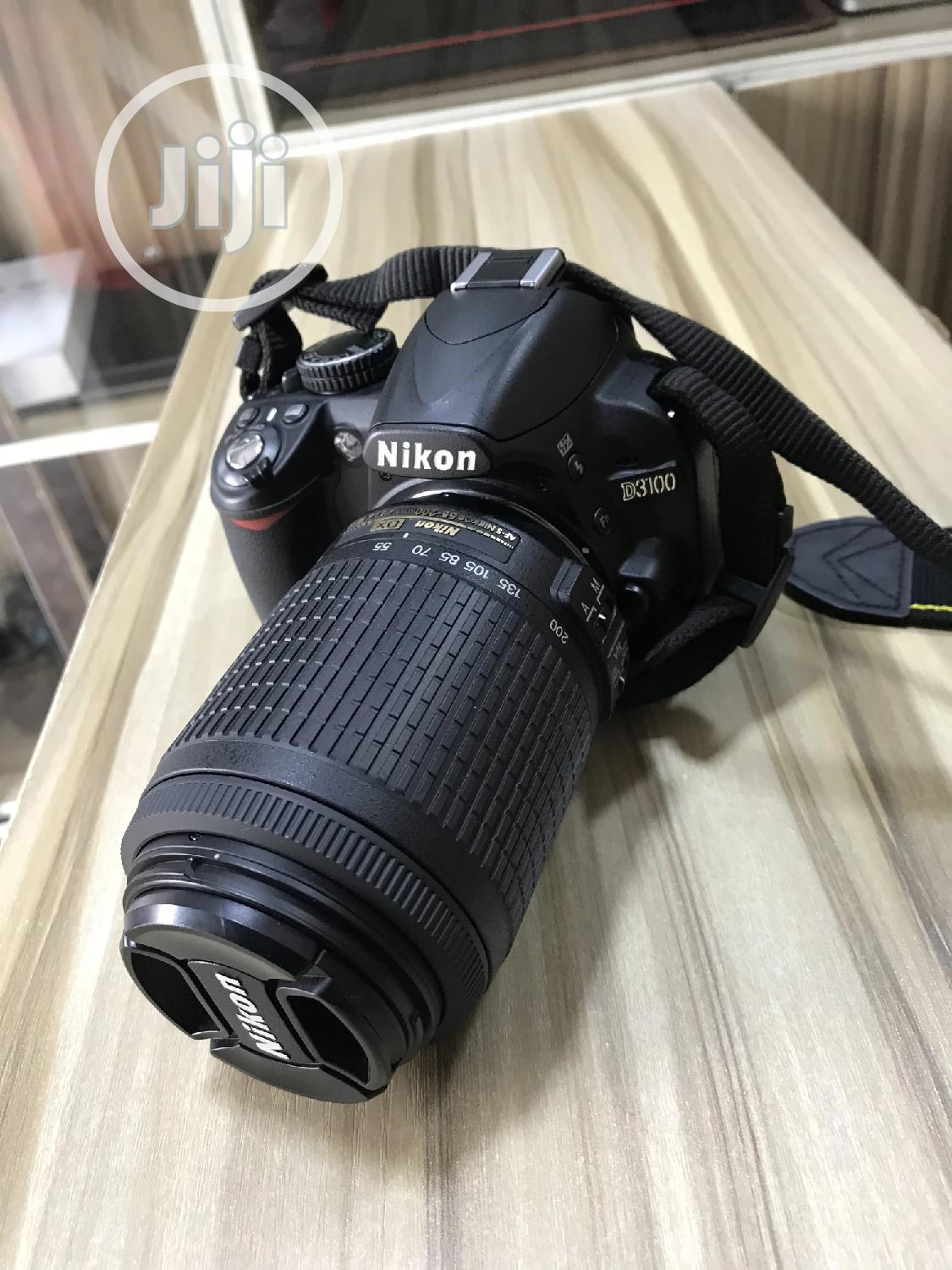 Nikon D3100 | Photo & Video Cameras for sale in Ikeja, Lagos State, Nigeria