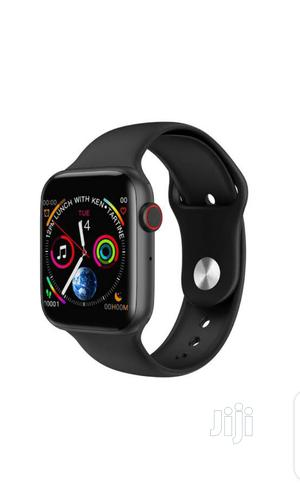 Waterproof Fitness Tracker With Sim Slot Bluetooth | Smart Watches & Trackers for sale in Lagos State, Ikeja