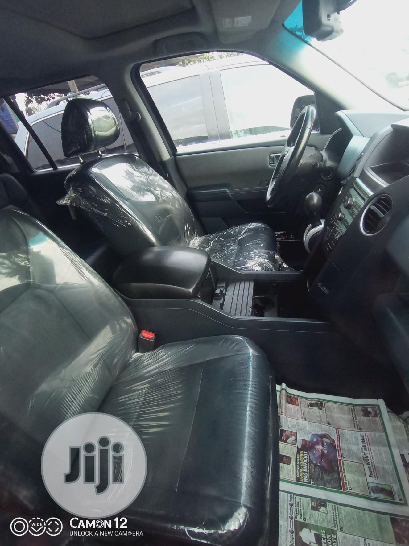 Archive: Honda Pilot 2011 EX 4dr SUV (3.5L 6cyl 5A) Blue
