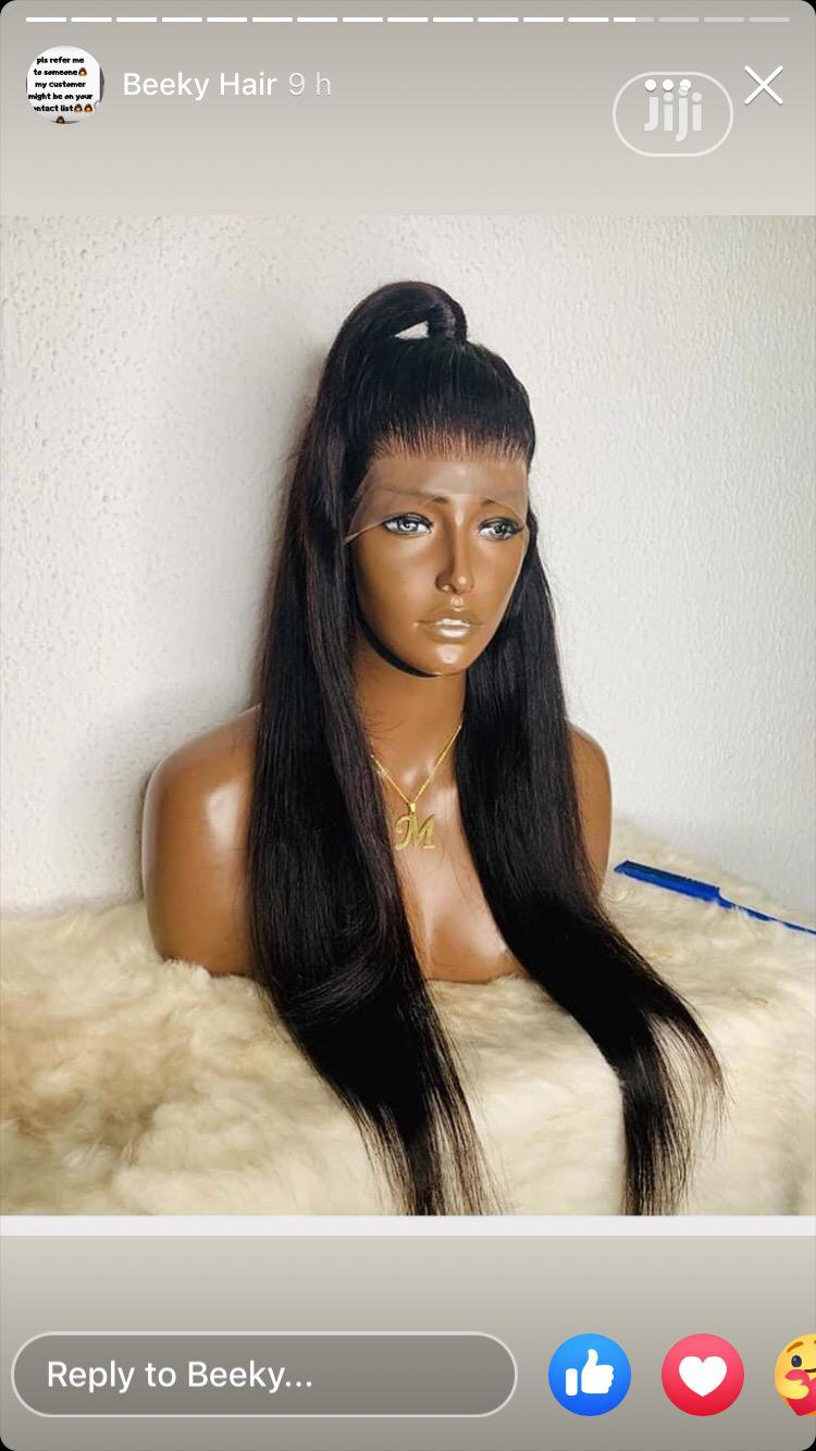 Beautiful and Classic Human Hair | Hair Beauty for sale in Ikeja, Lagos State, Nigeria