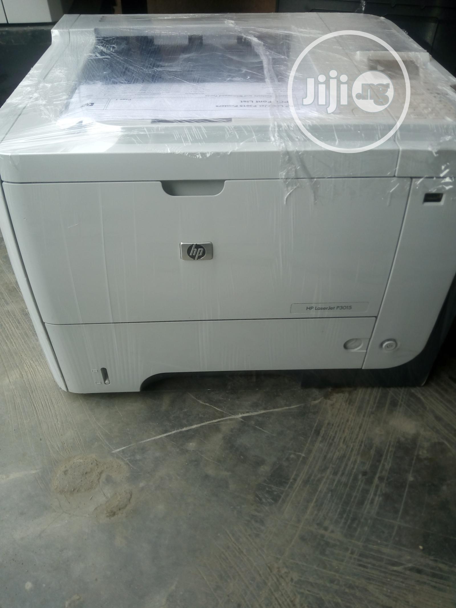 HP Laserjet P3015 Monochrome