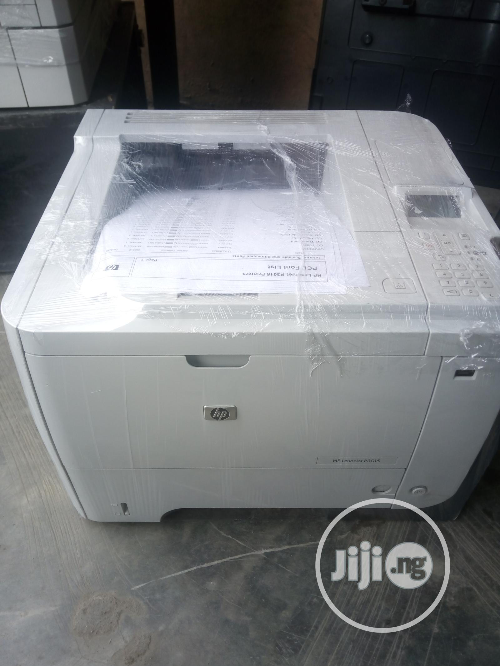 HP Laserjet P3015 Monochrome   Printers & Scanners for sale in Surulere, Lagos State, Nigeria