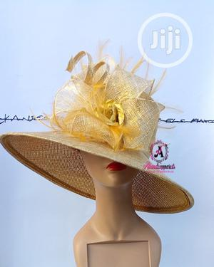 Gorgeous Gold Hat | Clothing Accessories for sale in Lagos State, Ikorodu