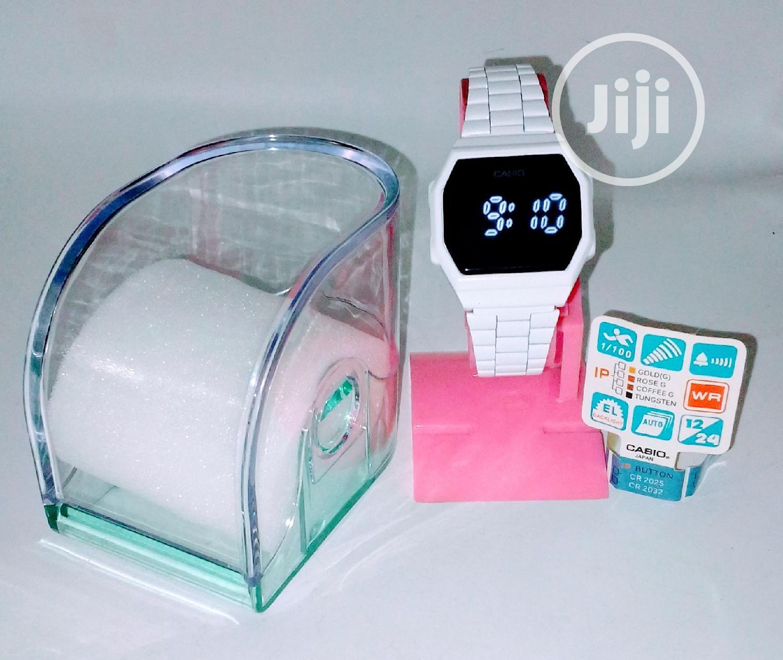Casio Screen Touch Watch