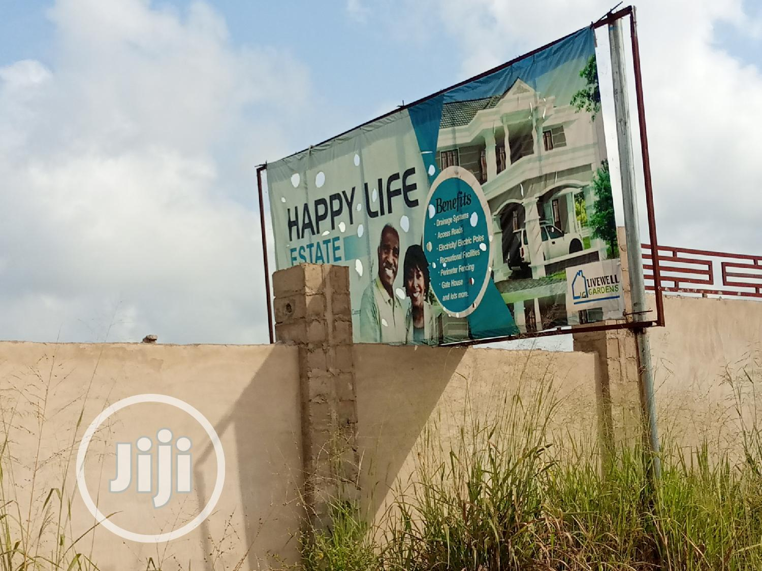 Archive: Plots Of Land For Sale Close To Rccg Camp Happy Life Estate