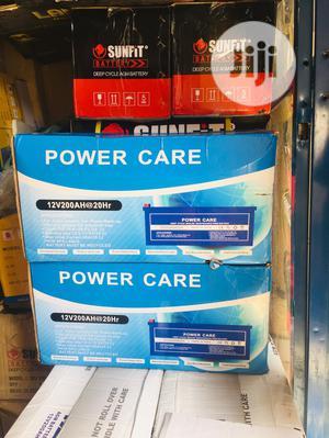200ah Power Care Solar Battery | Solar Energy for sale in Lagos State, Ojo