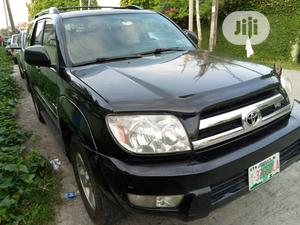 Toyota 4-Runner 2005 Black | Cars for sale in Lagos State, Gbagada