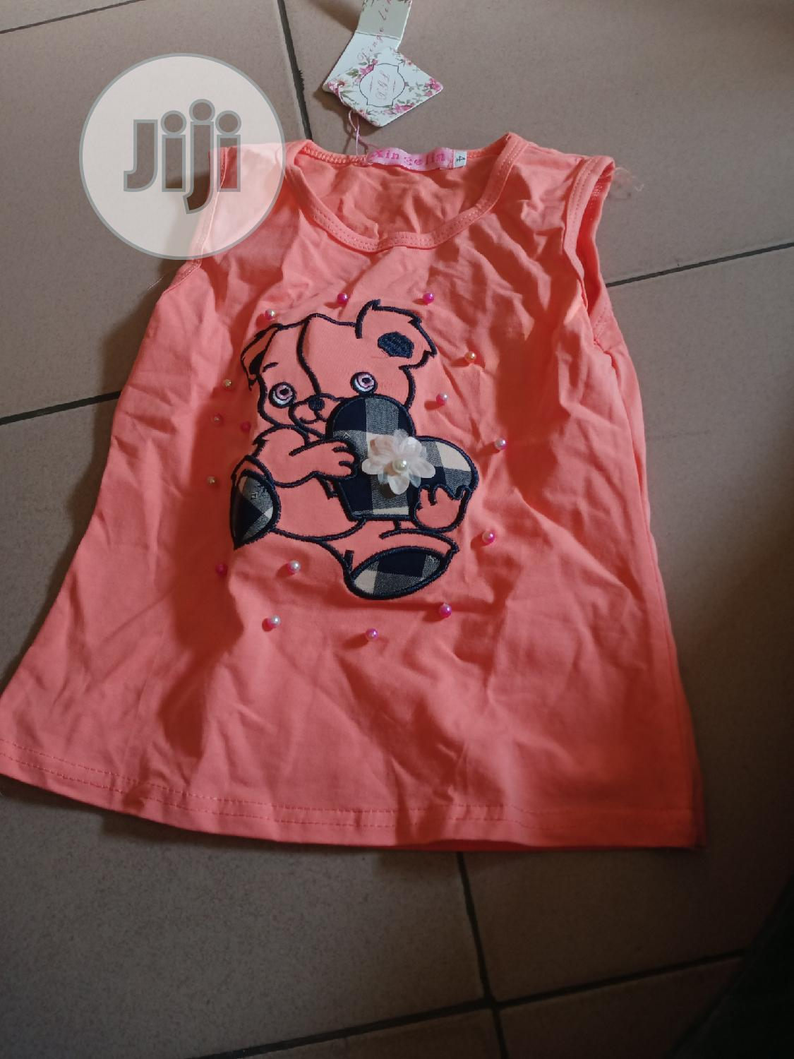 Girls Tops | Children's Clothing for sale in Obio-Akpor, Rivers State, Nigeria