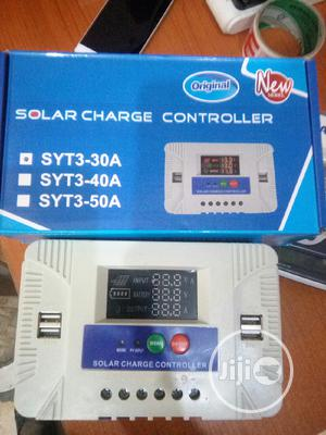 30ah Pwm Solar Charge Controller   Solar Energy for sale in Lagos State, Ojo