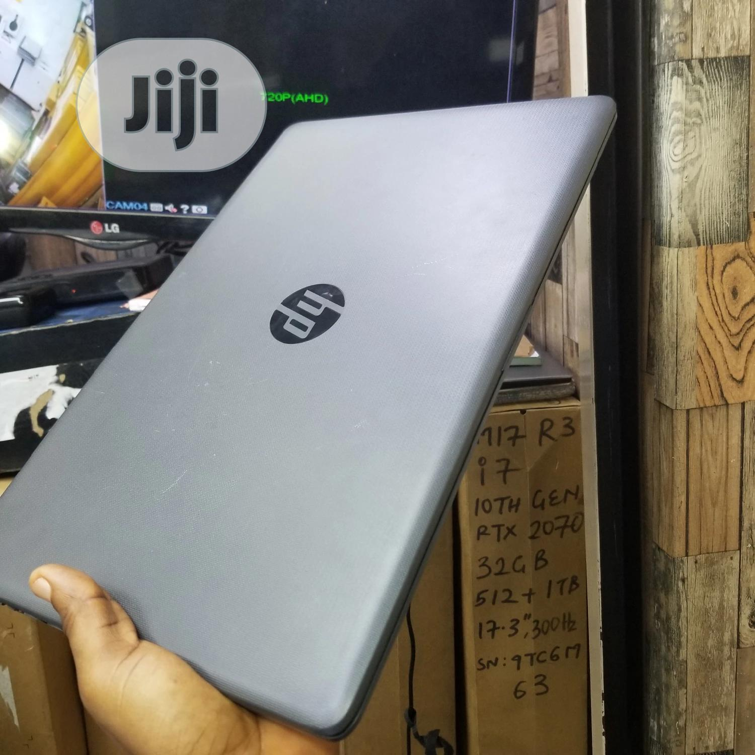 Laptop HP 250 G7 4GB Intel Core i3 HDD 1T | Laptops & Computers for sale in Ikeja, Lagos State, Nigeria