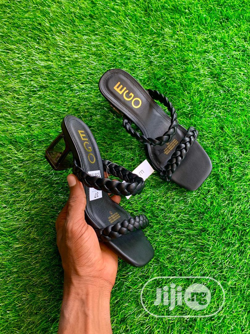 EGO Block Heels | Shoes for sale in Lagos Island (Eko), Lagos State, Nigeria