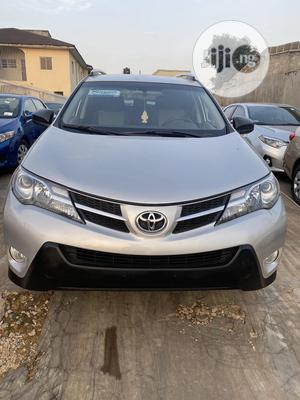 Toyota RAV4 2013 LE AWD (2.5L 4cyl 6A) Silver | Cars for sale in Oyo State, Ibadan