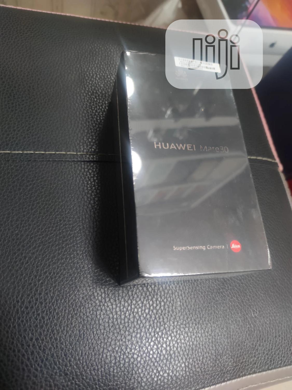 New Huawei Mate 30 5G 128 GB Black