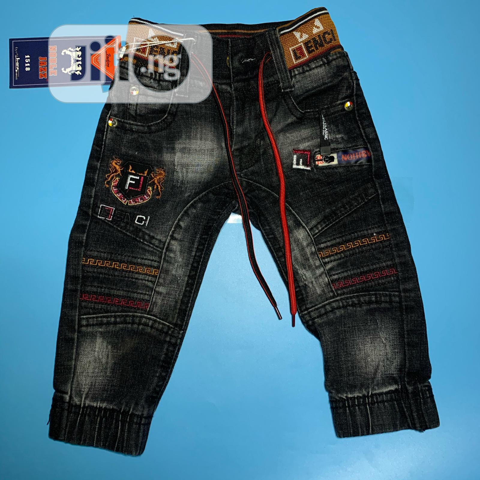 Quality Design Jeans for Boys