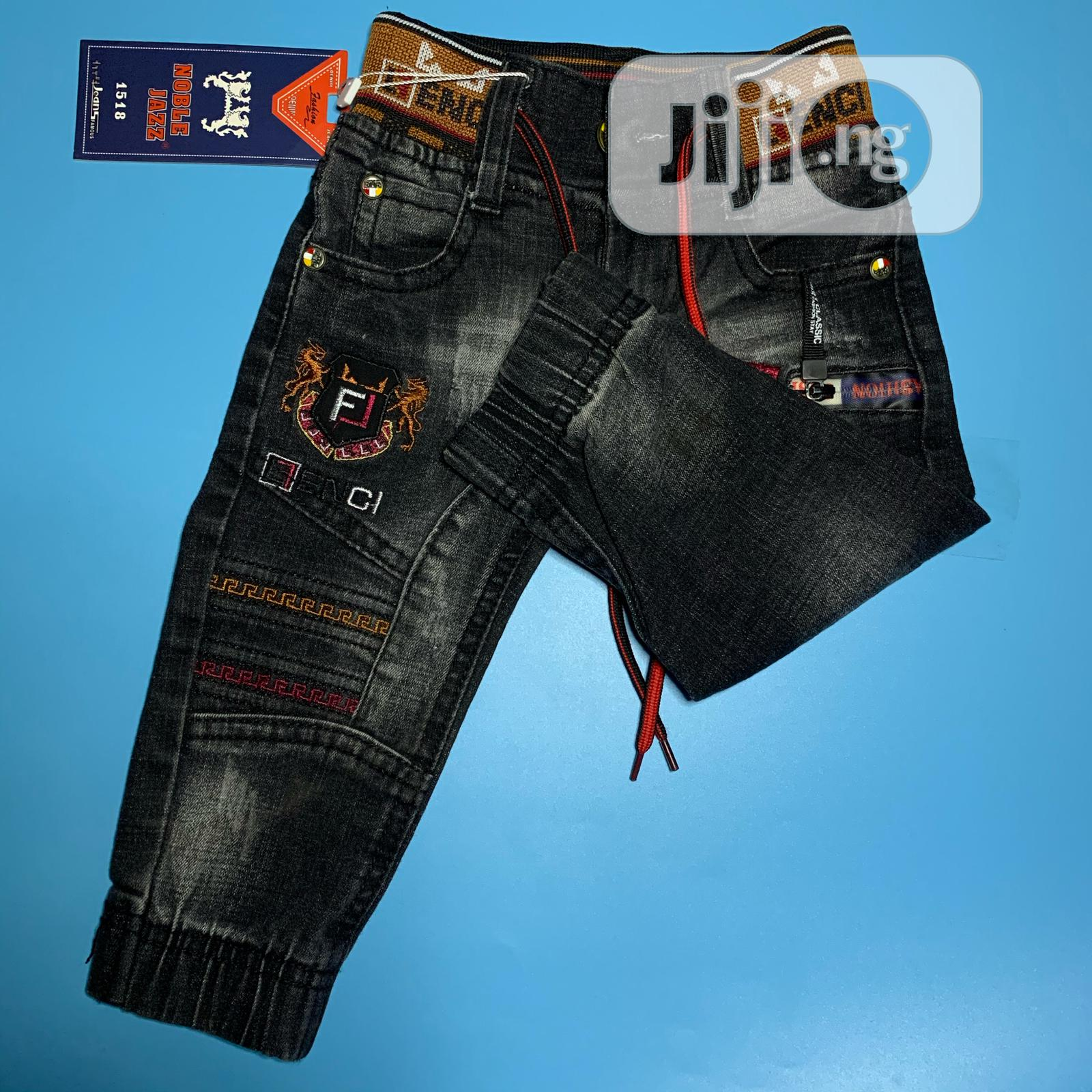 Quality Design Jeans for Boys | Children's Clothing for sale in Ikeja, Lagos State, Nigeria