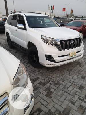 Toyota Land Cruiser Prado 2008 White   Cars for sale in Lagos State, Lekki