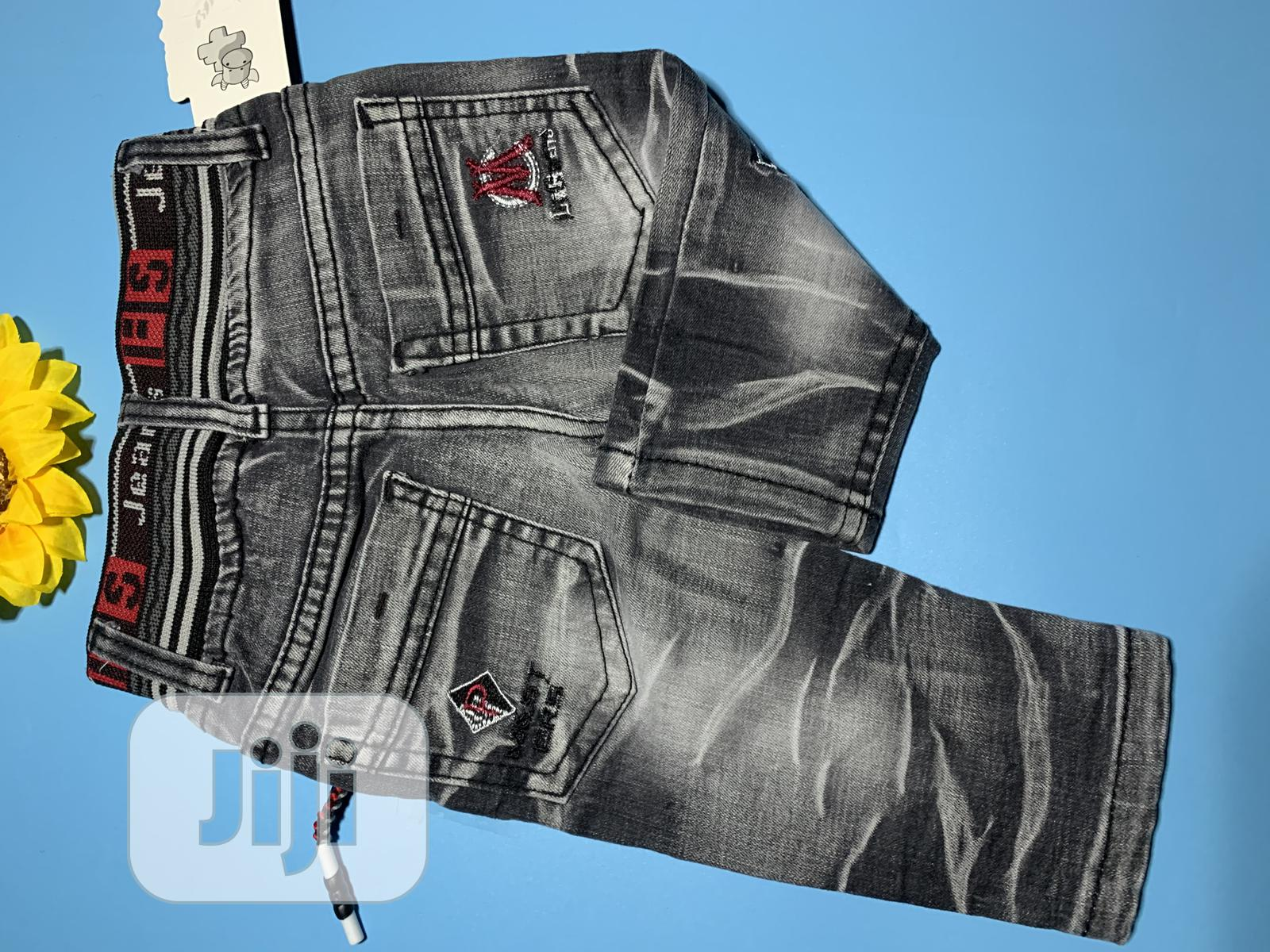 Design Jeans Fr Boys | Children's Clothing for sale in Ikeja, Lagos State, Nigeria