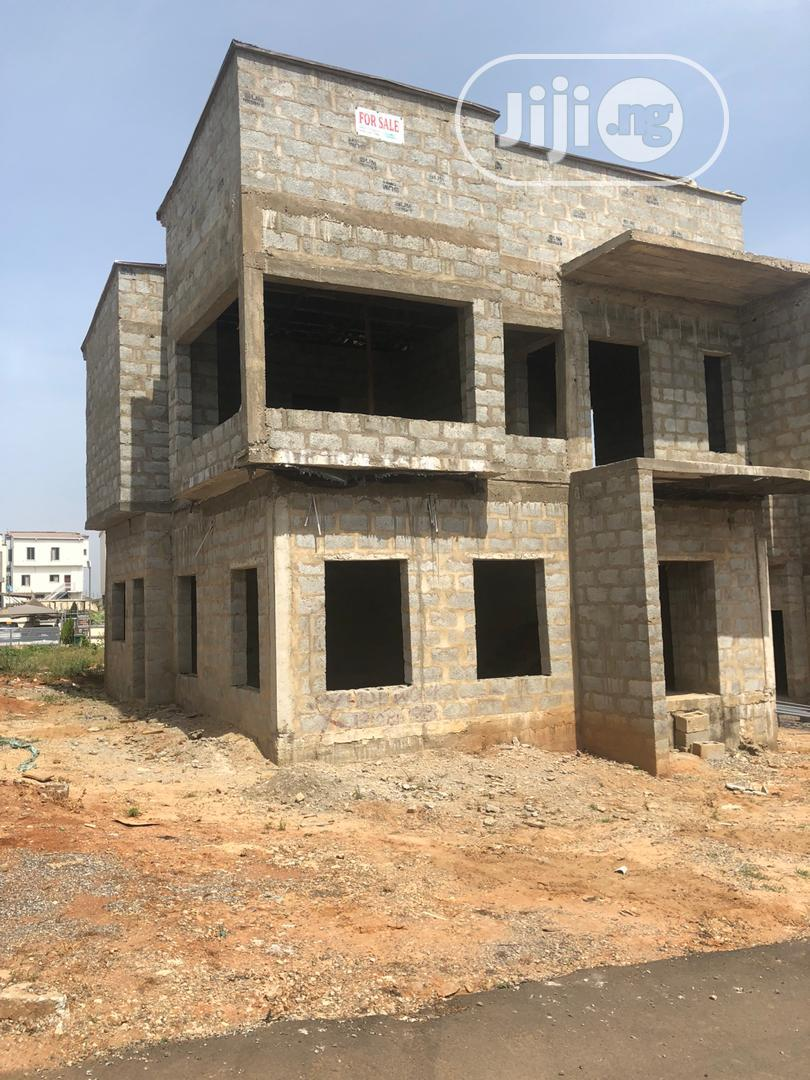 Archive: Unfinished 4 Bedroom Duplex for Sale
