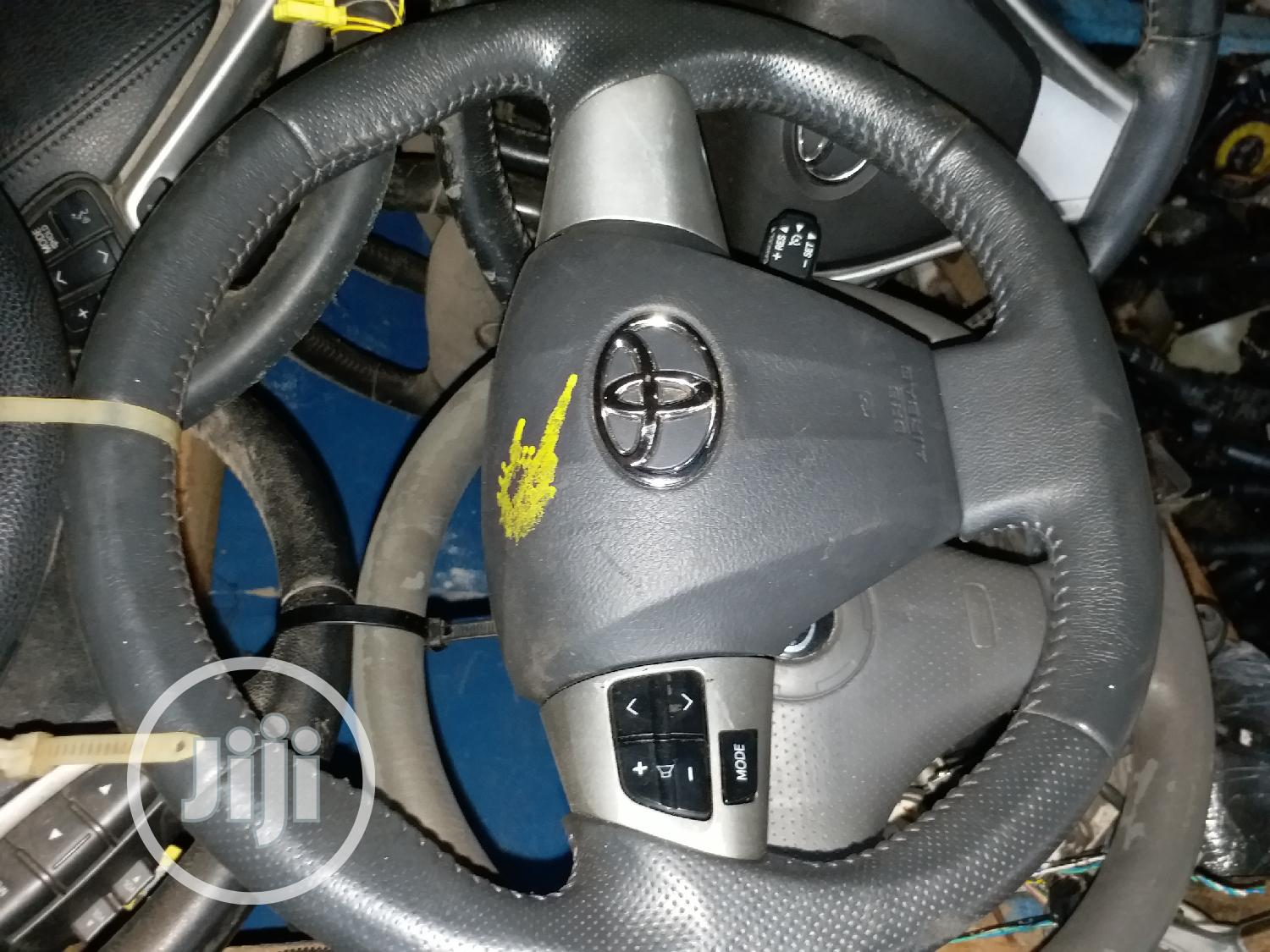 Toyota Steering Airbags Available Here.