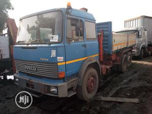 Iveaco 190-38 Dumper With Hyaib 7tons 8tyres. | Heavy Equipment for sale in Lagos State, Amuwo-Odofin
