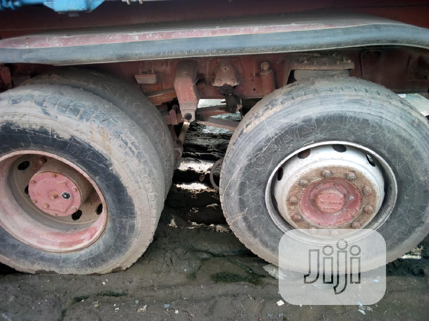 Iveaco 190-38 Dumper With Hyaib 7tons 8tyres. | Heavy Equipment for sale in Amuwo-Odofin, Lagos State, Nigeria