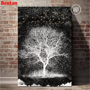 Black And White Tree | Arts & Crafts for sale in Lagos State, Magodo