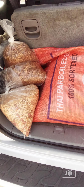 Archive: Honeybeans And Garri Ijebu