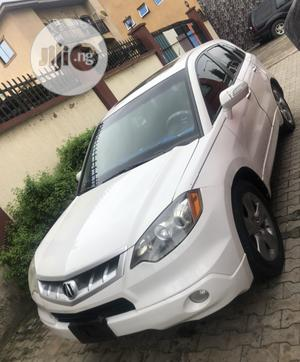 Acura RDX 2008 Automatic White | Cars for sale in Lagos State, Alimosho